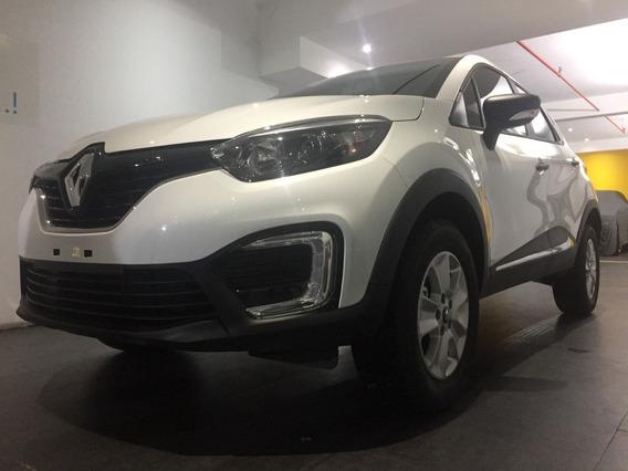 Suv Camioneta Renault Captur 1.6 2019 0km No Kicks Tracker F