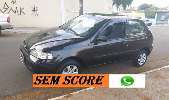 Fiat Palio 2001 Financiamento Com Score Baixo