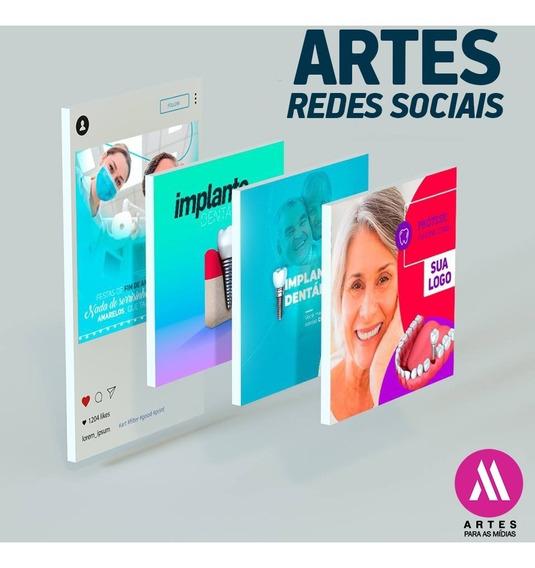 Criação De Artes Personalizadas Para Redes Sociais, Banner.