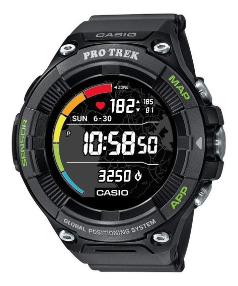 Reloj Casio Protrek Smart Watch Wsd-f21hr-bkagu