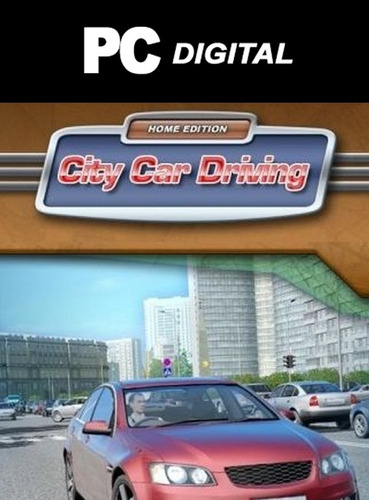 City Car Driving 1.5.5 Pc Simulador De Conducción / Digital