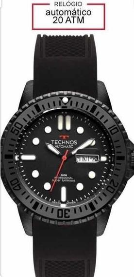 Relógio Technos Ref 8205oi/8p