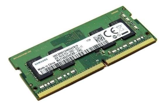 Memória Para Notebook 4gb Ddr4 2400mhz Lenovo