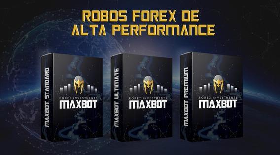 Robô Forex Maxbot Standard