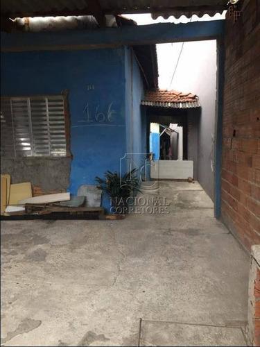 Terreno À Venda, 150 M² Por R$ 260.000,00 - Parque Capuava - Santo André/sp - Te1053