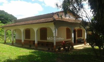 Sítio Rural À Venda, Chácara Boa Vista, Santa Isabel. - Si0002