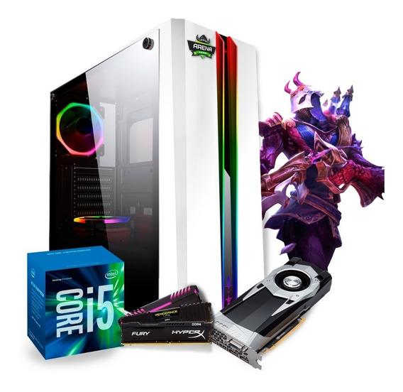 Pc Gamer Intel I5 7400 (geforce Gtx 1060 6gb) Ssd 240gb