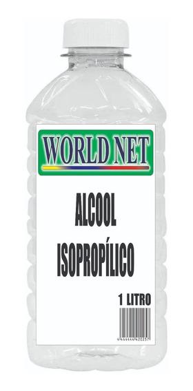Alcool Isopropílico 1 Litro