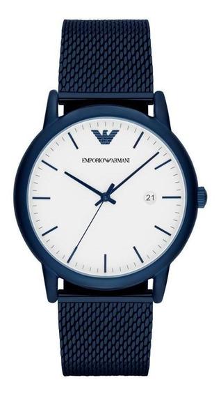 Relógio Emporio Armani Masculino Luigi - Ar11025/4bi