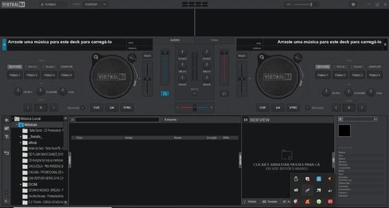 Virtual Dj Pro 8.4 2020 Para Ddj 200 E Anteriores 64 Bits