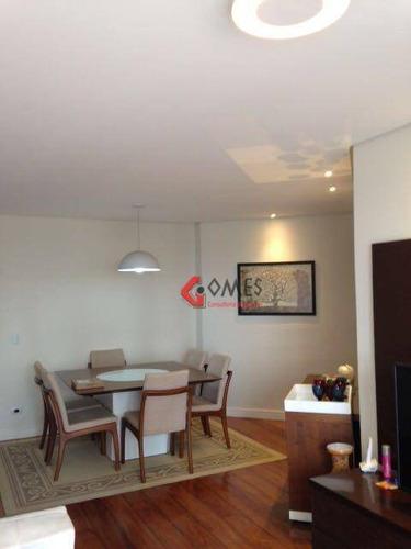 Apartamento À Venda, 100 M² Por R$ 500.000,00 - Vila Marlene - São Bernardo Do Campo/sp - Ap1528