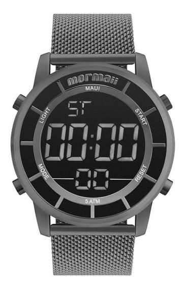 Relógio Mormaii Maui Masculino Digital Mobj3463ba/4c