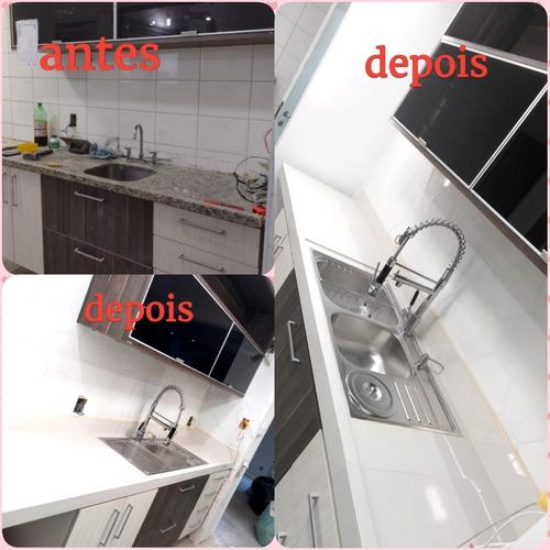 Imagem 1 de 5 de Reformas De Apartamento, Residências E Empresas E Fábricaçao