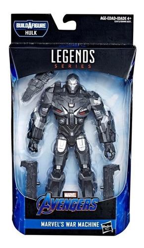 War Machine Endgame Marvel Legends Vengadores Hasbro
