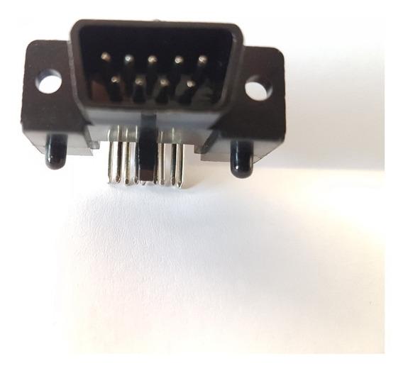 Conector Db-9 Para Atari 2600 E Outros - Novo