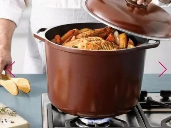 Olla Guisera Avon Cucina Donna 28cm