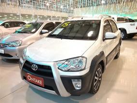 Toyota Etios Cross 1.5 16v 5p - Ontake 7680
