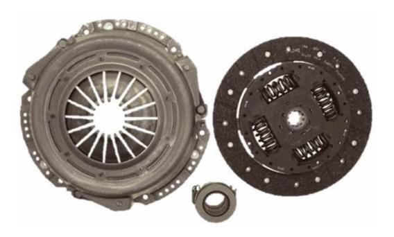 2012-2017 Jeep Wrangler 3.6 V6 SACHS OEM Clutch Kit K70630-01