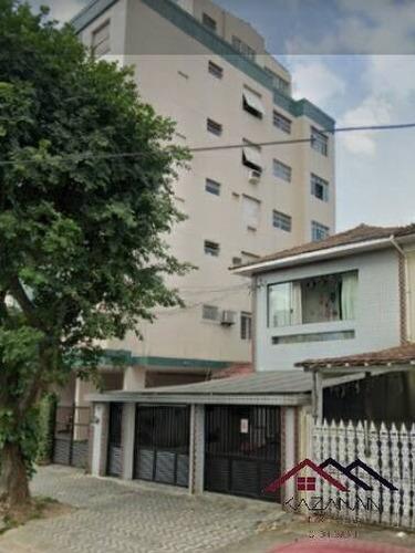 Casa - Sobrado Com 3 Dormitórios Embaré Santos Sp - 5003