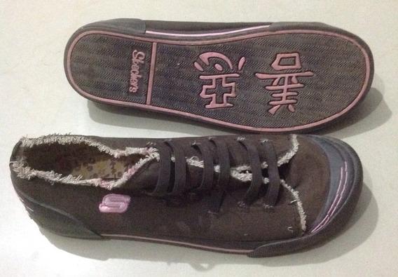 Zapatillas Importadas Skechers De Mujer Urbanas Usa 10 40