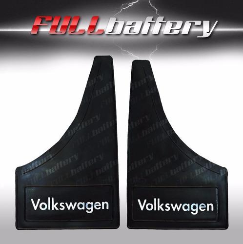 Imagen 1 de 1 de Barrero De Goma Universal Volkswagen