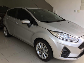 Ford Fiesta 1.6 16v Titanium Plus Flex Powershift 5p 2018