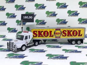 Scania T142 Skol Lager 1/87 Matchbox Loose