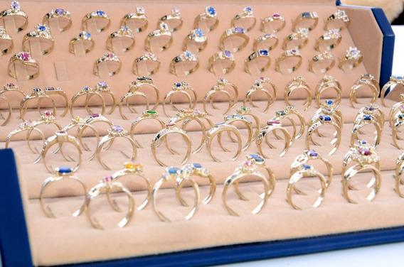 Mostruário De Anéis De Formatura