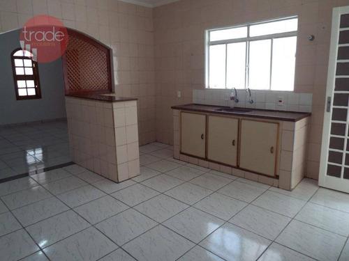 Imagem 1 de 18 de Casa Com 2 Dormitórios À Venda, 130 M² Por R$ 250.000,00 - Jardim Anhangüera - Ribeirão Preto/sp - Ca4072