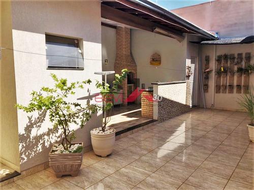 Imagem 1 de 14 de Casa No  Residencial Alto Da Boa Vista, Oportunidade De Compra! - V5801