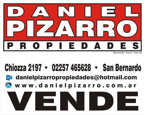 010 - Lote 10 X 40 - Venta - San Bernardo