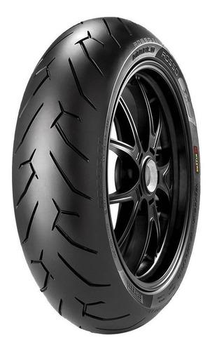 Cubierta trasera para moto Pirelli Diablo Rosso II para uso sin cámara 140/60 R17 H 63