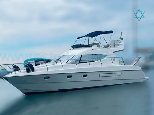 Lancha Azimut 40 Iate Ferretti Axtor Intermarine Armada