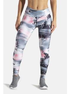 Calzas Deportivas Mujer Touche Sport Lycra Mujer Gym Ls 414