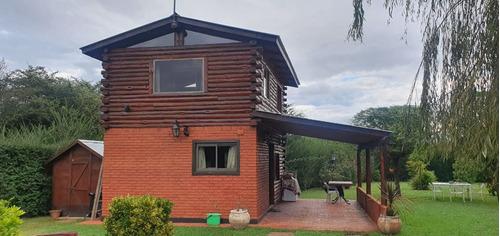Vendo Cabaña 55 Mts Villa General Belgrano