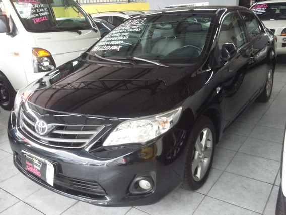 Toyota Corolla Xei 2.0 Flex 2012 Automatico Completo
