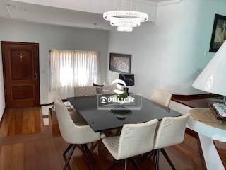 Casa Com 3 Dormitórios À Venda, 301 M² Por R$ 1.790.000,00 - Vila Tavolaro - Ribeirão Pires/sp - Ca1292