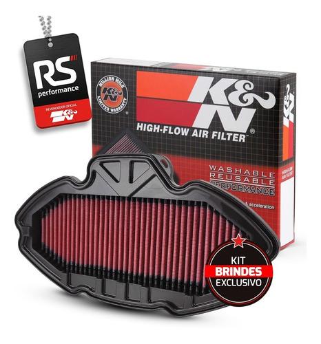 Filtro De Ar Esportivo K&n Honda Nc750x Nc750s Nc750j Nm4