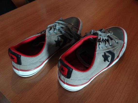 Zapatilla Converse Talle 35 En Muy Buen Estado!!
