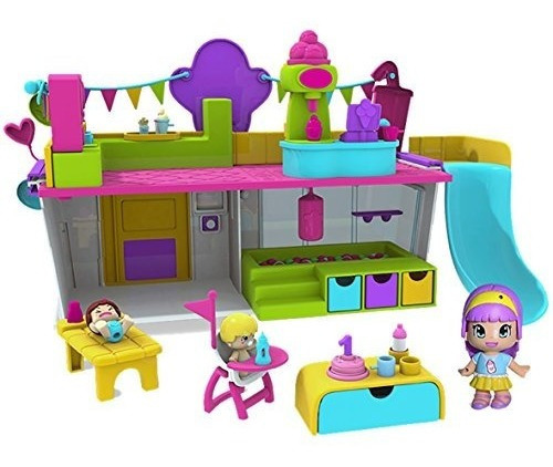 Pinypon Baby Party 1 Fig + 2 Bebes Int 14351 Pin&pon Fiesta