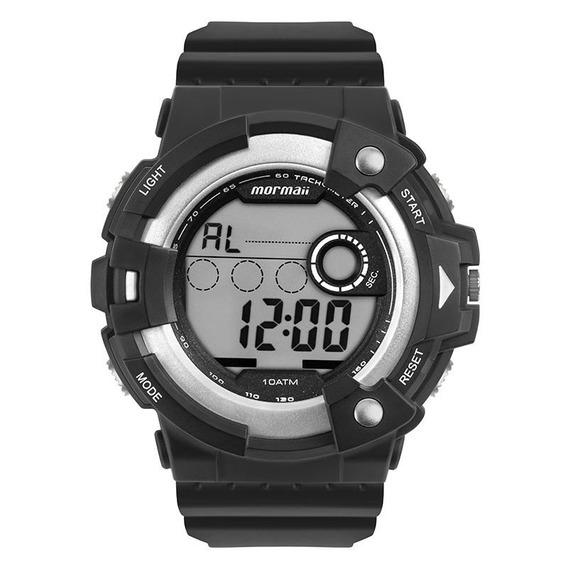 Relógio Mormaii Mo15100aa Preto