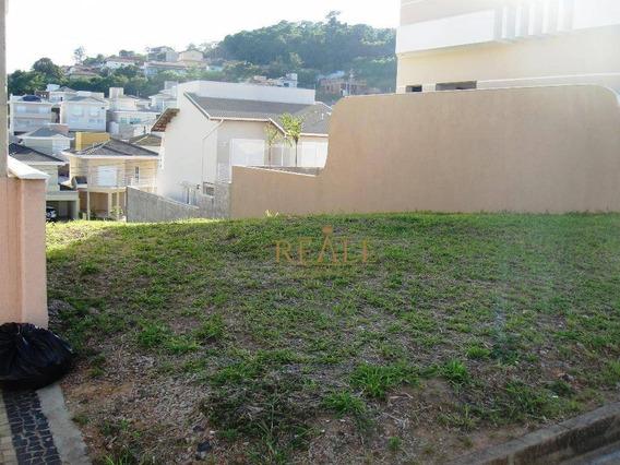 Terreno Residencial À Venda, Condomínio Portal Do Jequitibá, Valinhos - Te0353. - Te0353