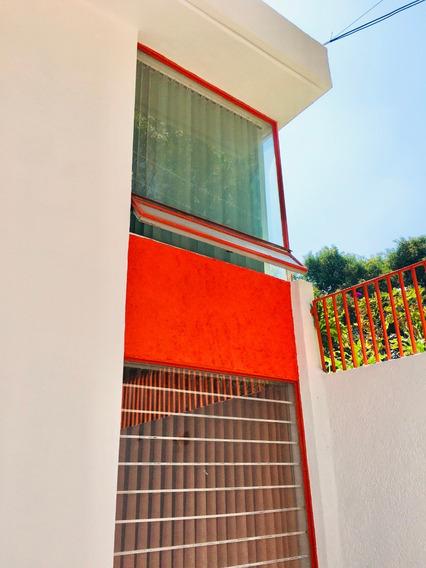Renta Casa En Coyoacán