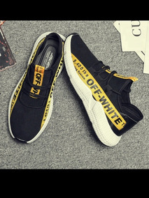2 Pares Do Sneakers Off - White