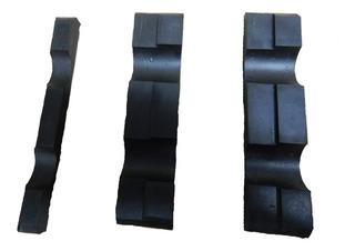 Kit Coxim Radiador C10 D10 Veraneio Borracha C10 Suporte C10