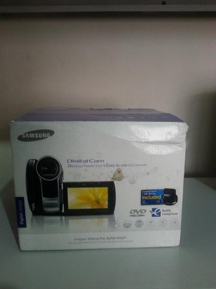 Filmadora Samsung Sc-dc173, Extremamente Nova
