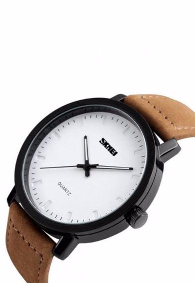 Relógio Skmei Analógico 1196 Branco