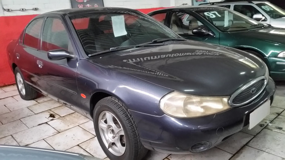 Ford Mondeo 2.0 Clx 16v Gasolina 4p Manual