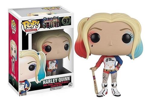 Pop! Funko Harley Quinn #97 | Dc Comics