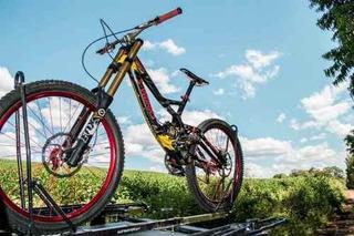 Suporte Veicular Transbike Tipo Canaleta De Teto Al-44